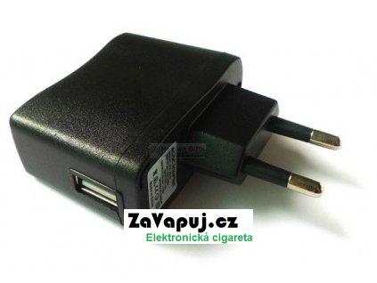 AC EURO Adapter 220V USB (500mA)