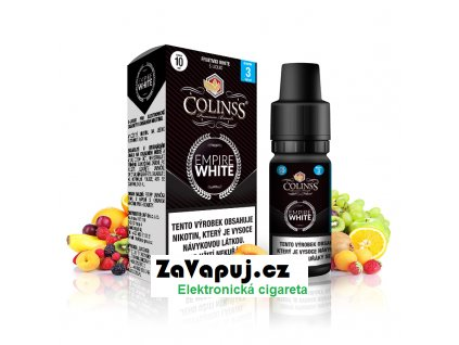 Colinss eliquid 10ml Empire White OK