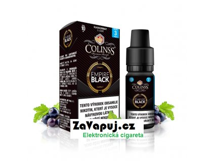 Colinss eliquid 10ml Empire Black OK