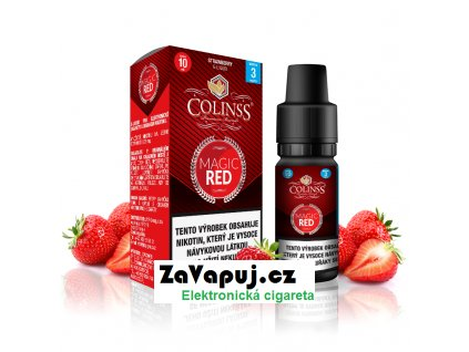 Colinss eliquid 10ml Magic Red OK