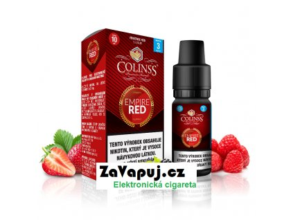 Colinss eliquid 10ml Empire Red OK