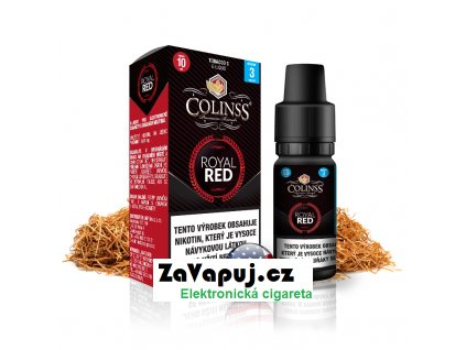 Colinss eliquid 10ml Royal Red OK