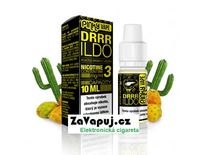 PinkyVape eliquid 10ml Drrrildo