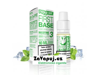 PinkyVape eliquid 10ml First Base