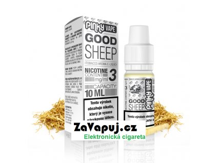 PinkyVape eliquid 10ml Good Sheep