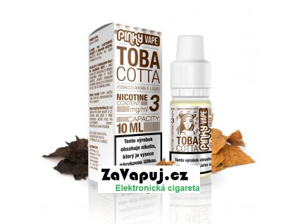 PinkyVape eliquid 10ml Tobacotta