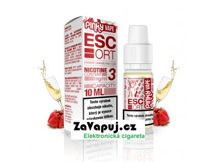 PinkyVape eliquid 10ml Escort