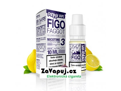 PinkyVape eliquid 10ml Figo Faggot