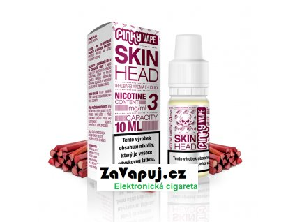 PinkyVape eliquid 10ml Skin Head