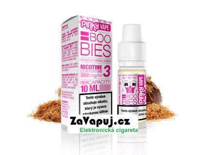 PinkyVape eliquid 10ml Boobies