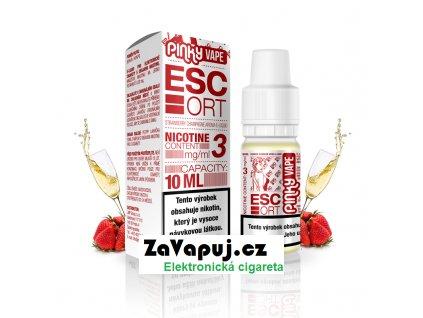 PinkyVape eliquid 10ml Escort