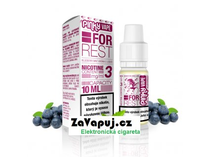 PinkyVape eliquid 10ml For Rest