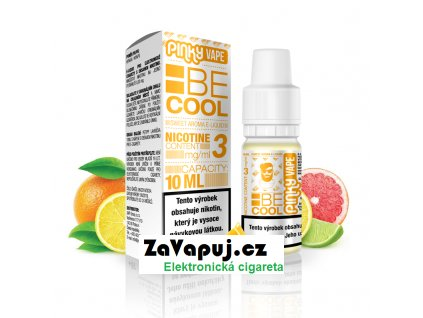 PinkyVape eliquid 10ml Be Cool