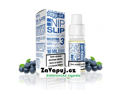 PinkyVape eliquid 10ml Nip Slip