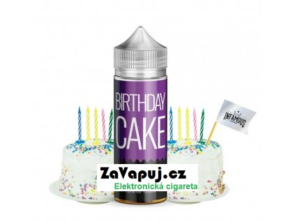 Infamous Originals S&V Birthday Cake