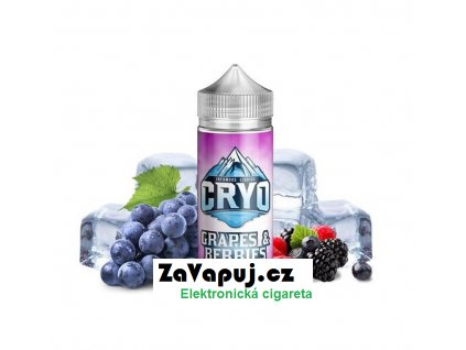 Infamous Cryo S&V Grapes & Berries