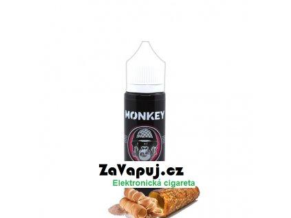 Příchuť Monkey Shake & Vape: Cindou (Skořicový trdelník) 12ml