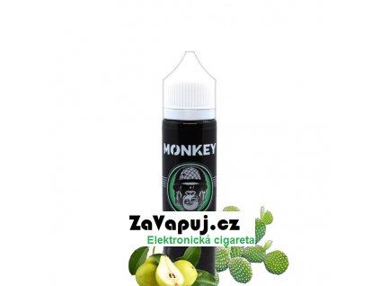 Příchuť Monkey Shake & Vape: Royal Pear (Hruška a kaktus) 12ml