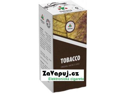 Liquid Dekang Tobacco 10ml - 0mg (tabák)