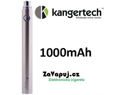 Kangertech EVOD baterie 1000mAh Silver