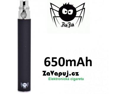 BuiBui GS baterie 650mAh Black