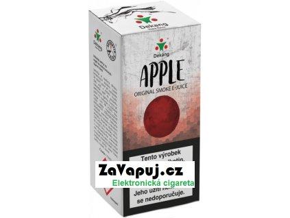 Liquid Dekang Apple 10ml - 3mg (jablko)