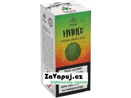 Liquid Dekang Mango 10ml - 3mg (mango)