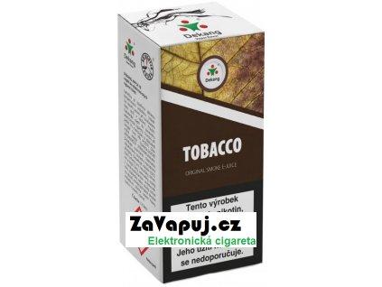 Liquid Dekang Tobacco 10ml-3mg (tabák)