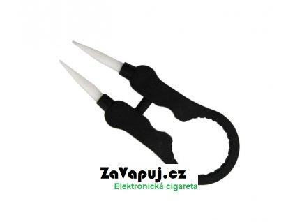 Vaper Twizzer - Pinzeta Black