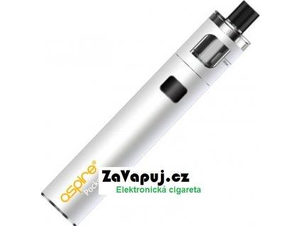 Elektronická cigareta aSpire PockeX AIO 1500mAh Bílá