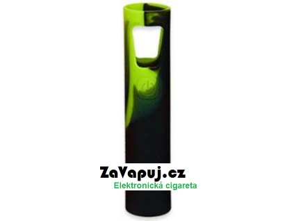 Silikonové pouzdro pro Joyetech eGo AIO 1500mAh Black-Green mixed