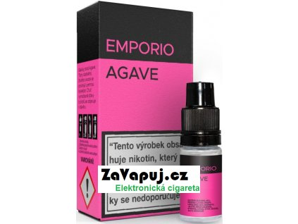 Liquid EMPORIO Agave 10ml - 6mg