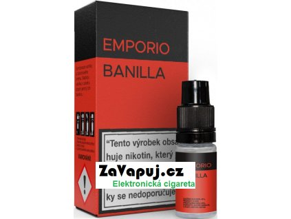 Liquid EMPORIO Banilla 10ml - 3mg