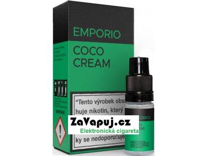 Liquid EMPORIO Coco Cream 10ml - 3mg