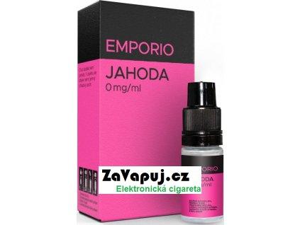 Liquid EMPORIO Strawberry 10ml - 0mg