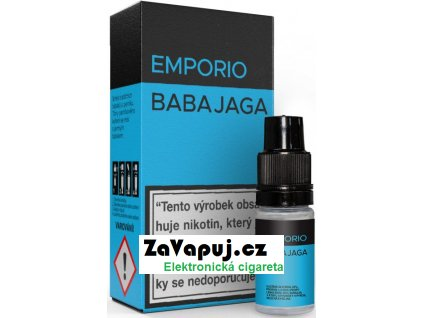 Liquid EMPORIO Baba Jaga 10ml - 12mg