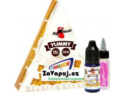 Příchuť Big Mouth YUMMY - Cinnamon Cereal