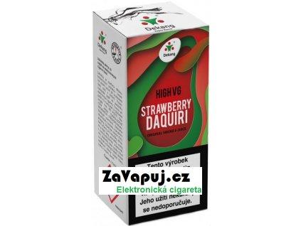 Liquid Dekang High VG Strawberry Daquiri 10ml - 1,5mg
