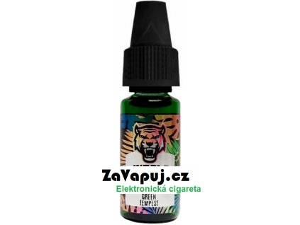 Příchuť Jungle Wave 10ml Green Tempest (Chladivé mango a ananas)