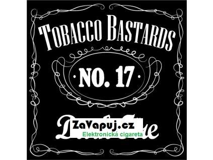 Příchuť Flavormonks 10ml Tobacco Bastards No.17 Dark Fire