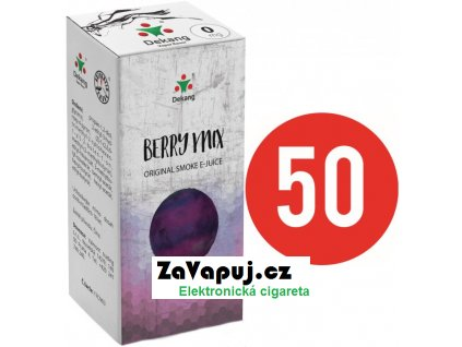 Liquid Dekang Fifty Berry Mix 10ml - 0mg (Lesní Plody)