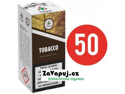 Liquid Dekang Fifty Tobacco 10ml - 3mg (Tabák)