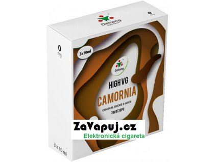 Liquid Dekang High VG 3Pack Camornia 3x10ml - 0mg