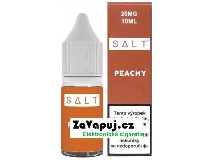 Liquid Juice Sauz SALT CZ Peachy 10ml - 20mg