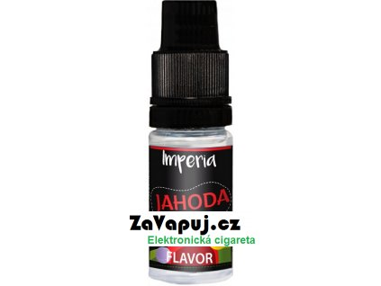 Příchuť IMPERIA Black Label 10ml Strawberry (Jahoda)