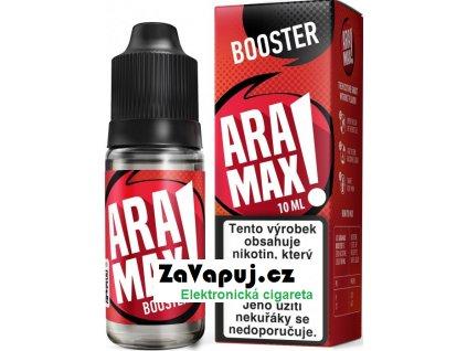 Aramax Booster CZ 10ml PG50-VG50 20mg