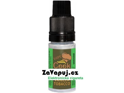 Příchuť IMPERIA Vape Cook 10ml Vanilla Tobacco (Tabák s vanilkou)