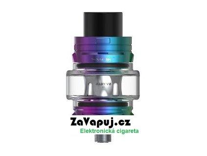 Clearomizér Smoktech TFV8 Baby V2 5ml Duhový