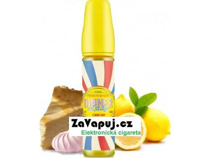 Příchuť Dinner Lady Shake and Vape 20ml Lemon Tart