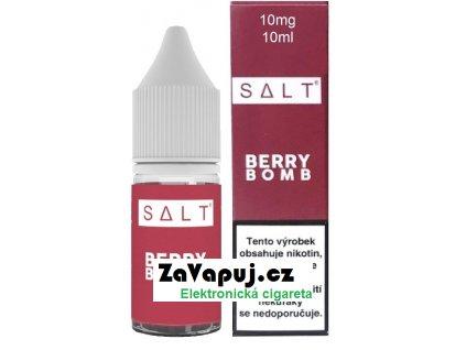 Liquid Juice Sauz SALT CZ Berry Bomb 10ml - 10mg